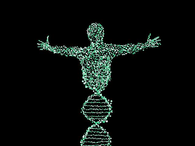 dns, genetika, gének