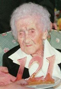 a világ legidősebb embere