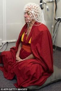 Richard Mattieu buddhista szerzetes