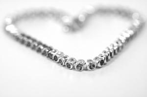 ezüst, gyémánt