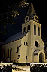 Adventista templom
