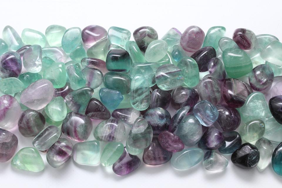 Fluorit a védelmező kristály