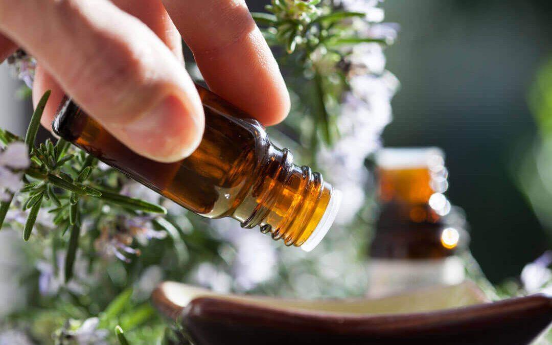Herbatherapy nagy tisztaságú illóolajok, szaglástréning