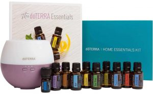 DoTerra illóolajok aromaterápia