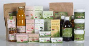 Fitománia növényi táplálékkiegészítők