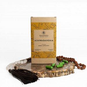 Prana Garden, Ashwaganda, stresszkezelés
