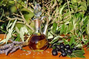 olívaolaj, tavaszi szépségápolás
