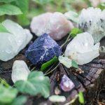 tisztító kúra, ásványok, kristályok