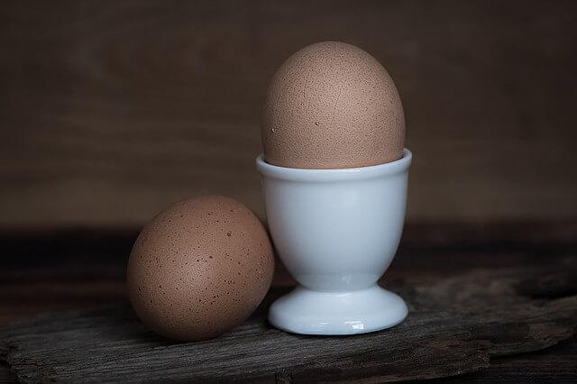 A tojássárgája hatása élettani szempontból