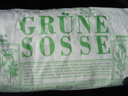 frankfurti zöld mártás