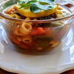 Minestrone leves recept és az egészségügyi hatásai