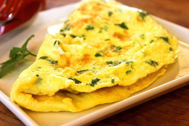 A 10 legfinomabb omlett recept