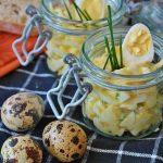 Kukoricás tojássaláta recept az egyik legfinomabb