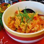 Káposztás rizs