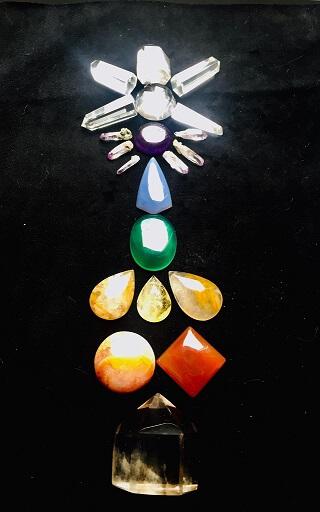 elixír készítése kristály