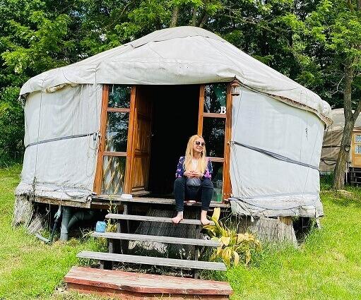 jurta, sátor