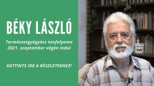 Béky László természetgyógyászati tanfolyam