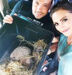 Larion Zoé állatvédő, interjú