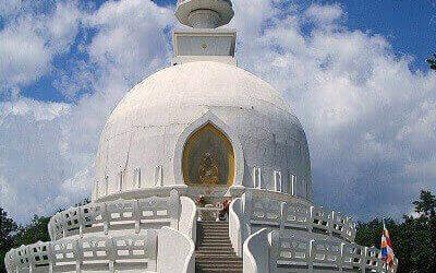 Sadhana Jóga Központ, buddhizmus, Zalaszántói Béke Sztúpa