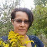 Szikora Hilda gyógynövényes segítő, a Gyógyfüveskertem megálmodója