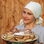 Orosz blini recept