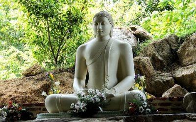 Buddha, lelki egészség