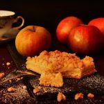 Almás pite mentával és mandulával - görög módon